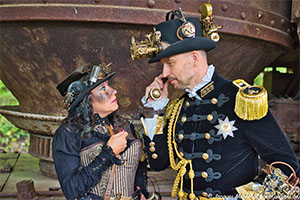 Anno 1900 - Steampunk Convention Luxembourg