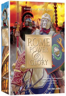 Rome, power and glory