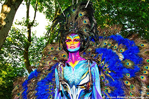 Le vendredi du World Bodypainting Festival 2018